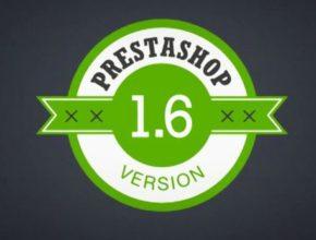 Prestashop, sortie de la 1.6.0.7