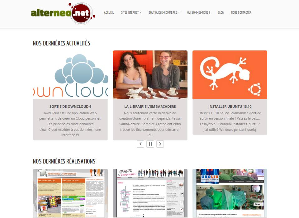 Alterneo.net - Accueil bas