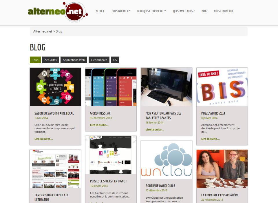 Alterneo.net - Blog